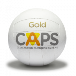 Gold Caps Logo